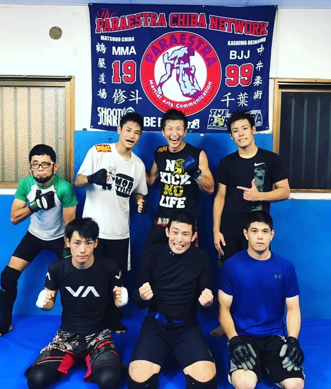 昨日はTheパラエストラ沖縄那覇キックボクシングクラスにパンクラスフライ級3位の上田将竜選手(緒方道場)が出稽古に来られました! 全日本アマチュア修斗前に生徒に胸を貸していただき良い経験となりました。 今後とも上田選手の活躍を期待しております、有り難う御座いました!  #パラエストラ #沖縄 #那覇 #与儀 #MMA #shooto #コザ #総合格闘技 #修斗 #キックボクシング #柔術 #jiujitsu #ダイエット