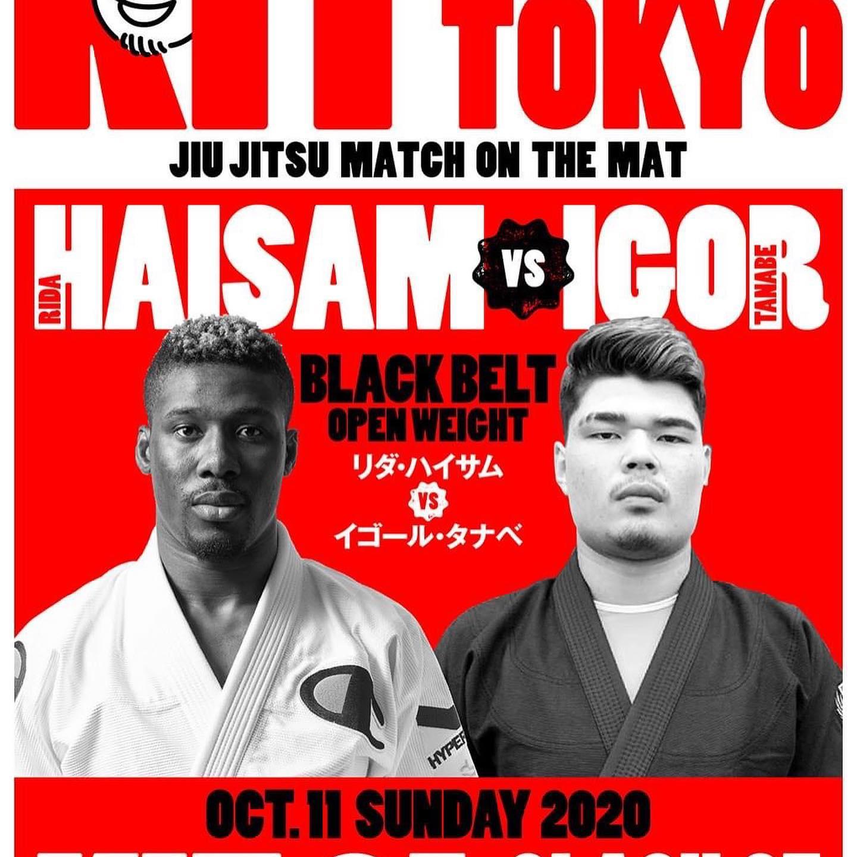 日本で1番世界の柔術を知る男、柔術プリースト、ブラジルブログでお馴染み橋本欽也さんの主宰する日本で初めてのブラジリアン柔術LIVE配信イベントKINYABOYZ INVITATIONAL TOKYO 01 通称「KIT 01」がいよいよ今週日曜日15:00〜開催されます!日本トップクラスの柔術マッチ、レジェンド同士の柔術マッチ、日本柔術界未来の宝である若者の柔術マッチと見所満載です!全ての柔術家の皆様、柔術を始めたばかりの方、柔術をしていないけど興味のある方も、楽しめると思います。もちろん沖縄県でもLIVE視聴可能です!皆様是非!大会の視聴購入はコチラから→ https://twitcasting.tv/kitjiujitsu/shopcart/24560MMA PLANET橋本欽也さんのインタビュー↓https://mmaplanet.jp/109365柔術プリースト↓https://www.youtube.com/playlist?list=PL-_QpQuDGM0MpiT58BXfUBKNPKSEHVLA3ブラジルブログ↓http://btbrasil.livedoor.biz#橋本欽也#柔術#KIT01#柔術プリースト#ブラジルブログ#MMAplanet