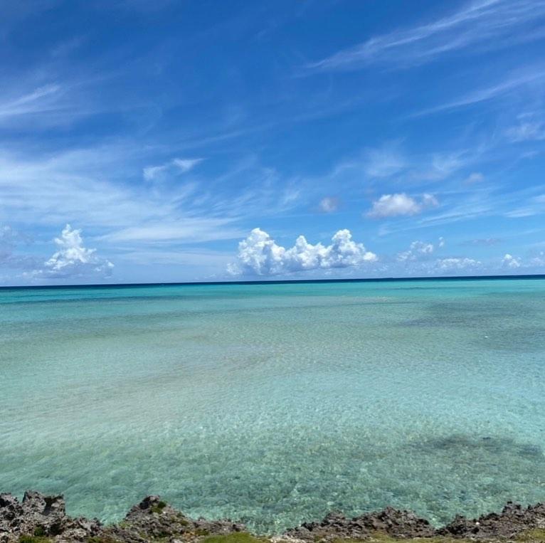激動の1週間、スターな日々が終わり、島の海で心を休める。#海#パラエストラ #沖縄 #那覇 #与儀 #MMA #shooto #コザ #総合格闘技 #修斗 #キックボクシング #柔術 #jiujitsu #ダイエット